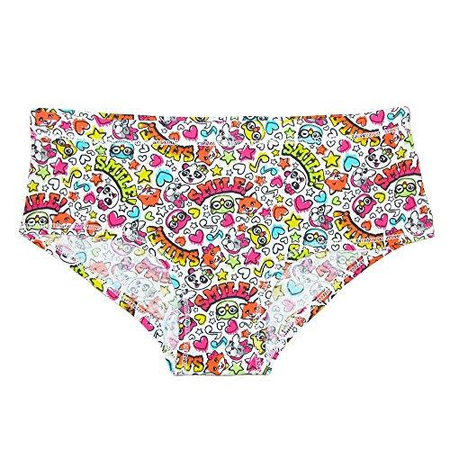 Rene Rofe Mädchen Unterhose, Aztekisch mehrfarbig mehrfarbig One size Gr. XL, multi -
