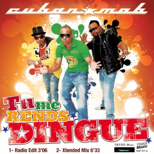 Tu me rends dingue (Radio Edit)