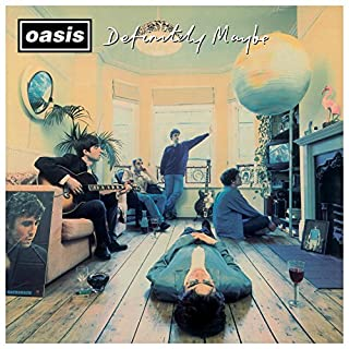 Definitely Maybe (Remastered) (Deluxe Edition Remastered) [Explicit]
