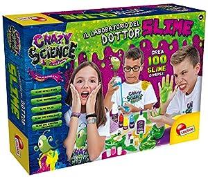 Lisciani 68685 Kit de experimentos Juguete y Kit de Ciencia para niños - Juguetes y Kits de Ciencia para niños (Química, Kit de experimentos, 8 año(s), Niño/niña,, Caja)