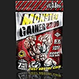 VitoBest - Monster Gainer 2200 - 3 kg - Fresa