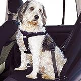 Trixie Car Safety Harness, Medium, Black