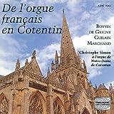 De l'orgue francais en Cotentin