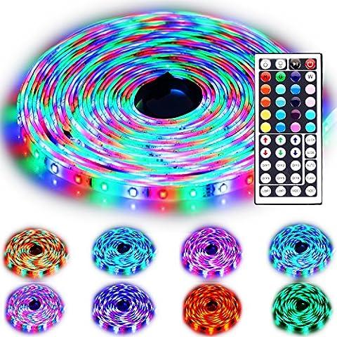 Rxment Strisce LED Illuminazione 10 Metri 3528