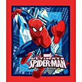 Marvel Ultimate Spiderman Baumwolle Print Quilting Stoff