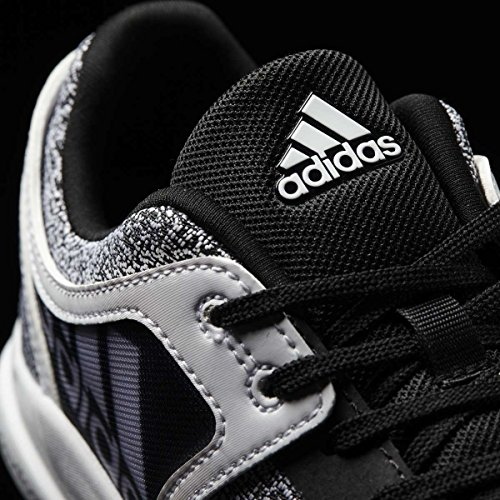 adidas Crazytrain CF W, Scarpe da Fitness Donna Nero (Negbas/Ftwbla/Negbas)