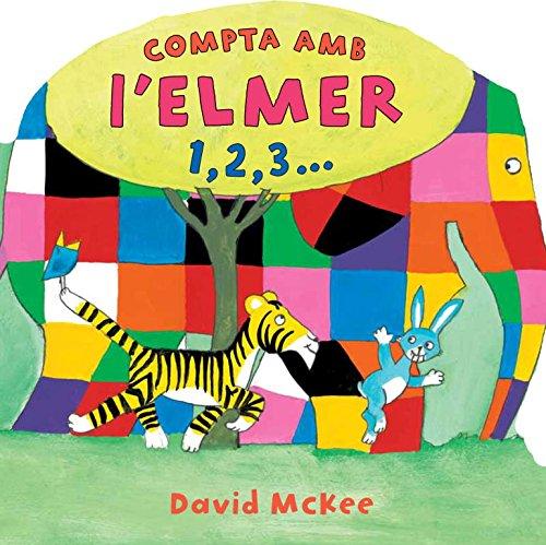 Compta amb l'Elmer 1,2,3... (L'Elmer. Tot cartró)