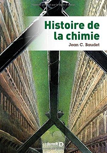 Histoire de la chimie par Jean C. Baudet