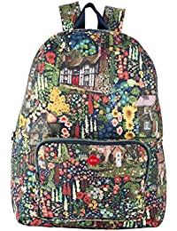 Oilily Cottage Folding Casual Backpack Night