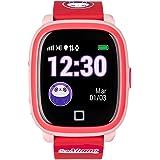 SoyMomo H2O Reloj Inteligente para Niños con GPS y Botón SOS, Móvil para niños con Ranura para SIM Que Permite Llamadas y Men