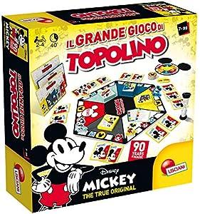 Liscianigiochi - Mickey Anniversario El Gran Juego,, 68128