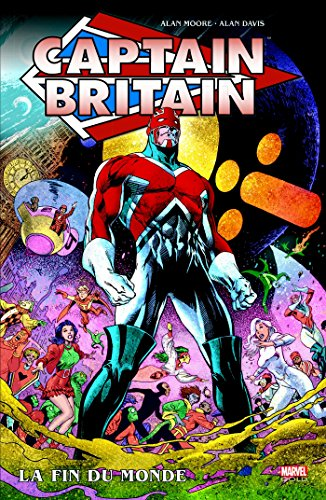 Captain Britain: la fin du monde