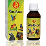 Pet Care International (PCI) Vita-Boost to Provide Essential Vitamins for Healthy Bird Healthcare (100ml)