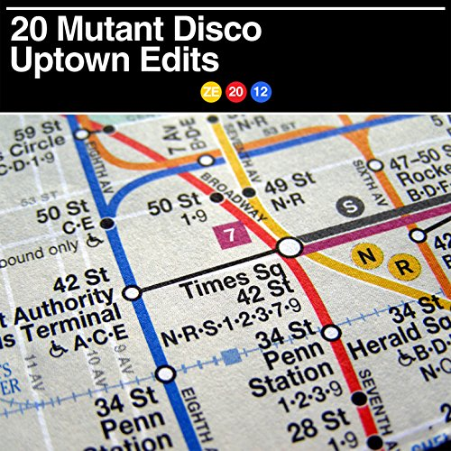 20 Mutant Disco Uptown Edits