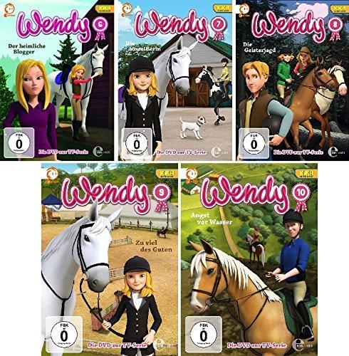 Vols. 6-10 (5 DVDs)