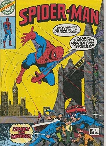 Comics Bruguera: Spiderman numero 18: Spidey en Londres