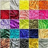 PANNESAMT Meterware 270g/lfdm, 28 Farben | Dekoration Stoff