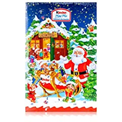 Idea Regalo - Ferrero Kinder Mini Mix Calendario dell'Avvento 152g (1pezzo)
