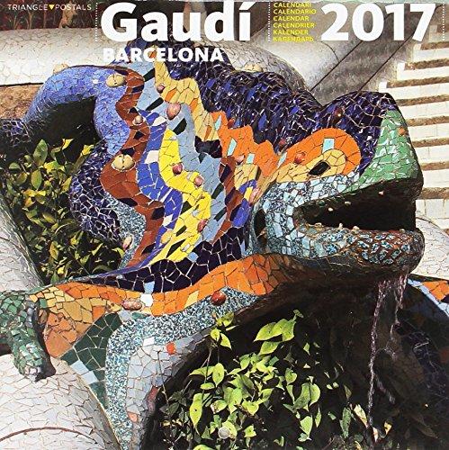 Calendari 2017 Gaudí 2 petit (drac)