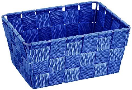 Wenko 20358100 Corbeille Adria Mini Long Bleu