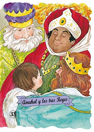 Amahal y los tres Reyes (Troquelados clásicos) por Gian Carlo Menotti