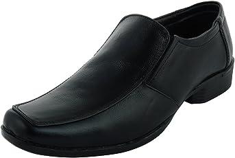 LeatherKraft Men's Leather Formal Shoes