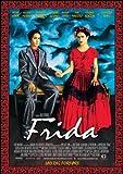 Frida Plakat Movie Poster (27 x 40 Inches - 69cm x 102cm) (2002) Danish