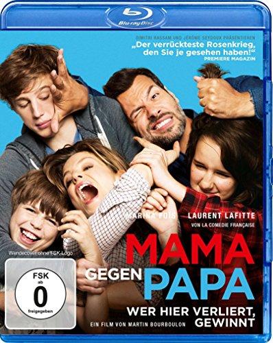Mama gegen Papa - Wer hier verliert, gewinnt [Blu-ray]