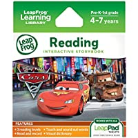 LeapFrog Explorer - LeapPad Ultra eBook Learning Game Cars 2 (Englische Sprache)