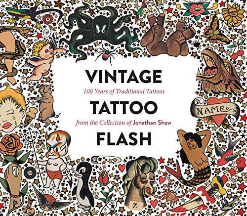 Vintage Tattoo Flash por Jonathan Shaw