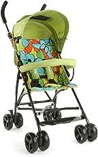 LuvLap Tutti Frutti Baby Stroller Buggy (Green)