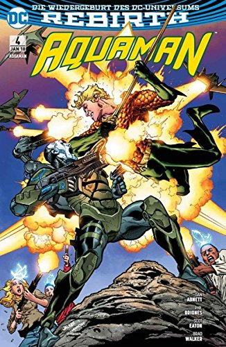 Aquaman: Bd. 4 (2. Serie): Tethys