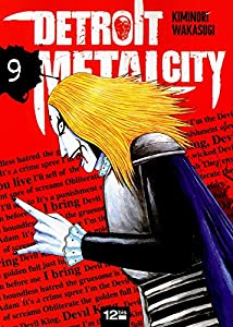 Detroit Metal City Edition simple Tome 9