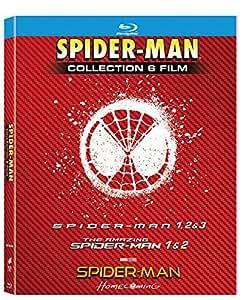 Spider-Man Volume 1-6 Boxset (6 Blu-Ray)