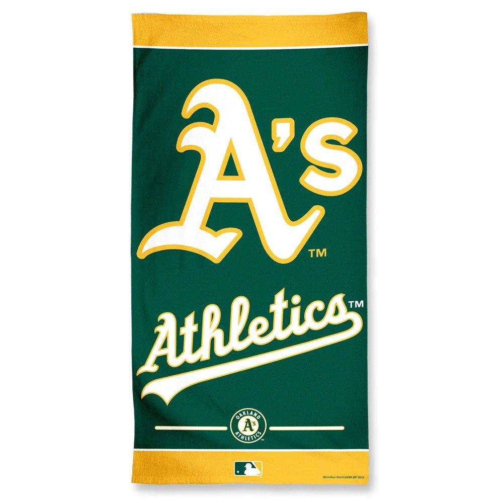 MLB Fiber Beach Towel, Team Color, Taglia unica