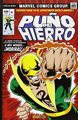 PUÑO DE HIERRO Integral editado por Panini comics