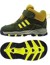 adidas Powderplay MID CF CP I - Botas de montaña para niños