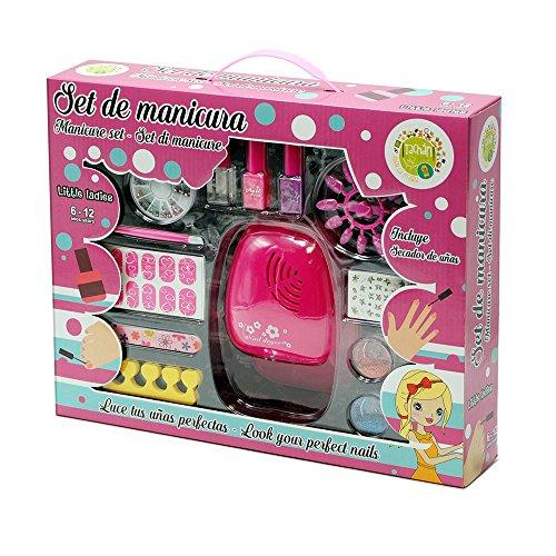 Tachan- Kit manicura secador uñas CPA Toy Group Trading