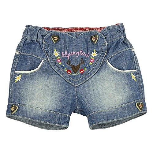 BONDI B3-3, jeans 116 Tracht Baby Mädchen Artikel-Nr.85614