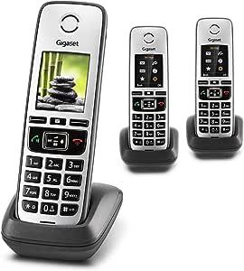 Gigaset Family 3 Dect Telefone Schnurlos Für Router Elektronik