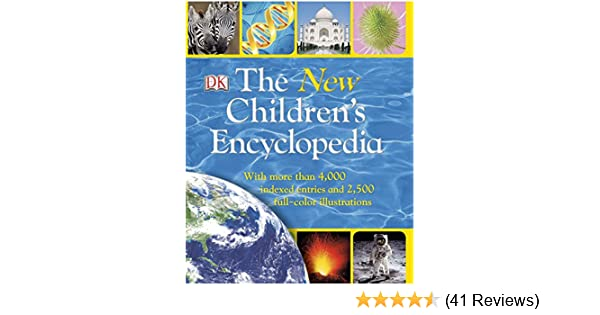 The New Childrens Encyclopedia With More Than 4000 Indexed