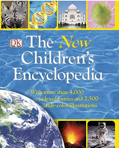 The New Children's Encyclopedia por Inc. Dorling Kindersley