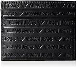 A|X Armani Exchange Mens Credit Card Holder