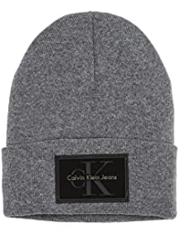 Calvin Klein Jeans Herren Strickmütze J Re-Issue Beanie