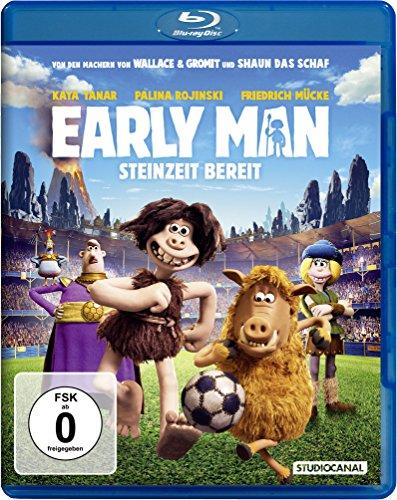 Early Man - Steinzeit bereit [Blu-ray]