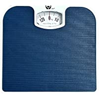 Dr Care Weight Machine Mechanical Weighing Scale with Anti-slip Surface Analogue ( 130kg )