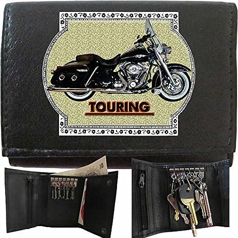 HARLEY DAVIDSON TOURING Klassek Portachiavi, raccoglitore chiave motocicletta accessorio Moto