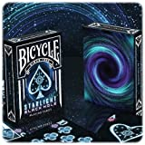 Carte da poker Bicycle - Starlight Black Hole