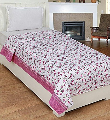 Home Designs comfort single topsheet for summers - 1 pc