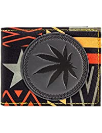 Cartera de Music Bob Marley Hoja de marihuana Multicolor